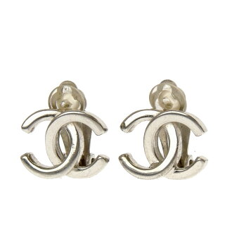 CHANEL Coco make earrings metal ladies fs3gm