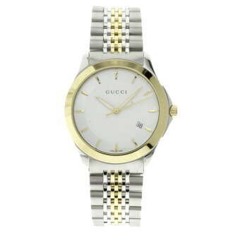 / GA/GP men's stainless steel watch by GUCCI YA126