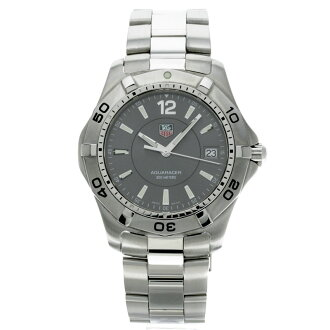 TAG HEUER WAF111E Aquaracer watch stainless steel mens fs3gm