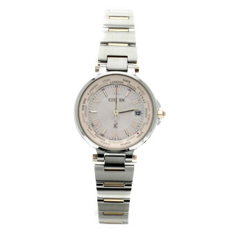 CITIZEN XC (Cross Sea) happy flight watch stainless steel/GA/GP ladies