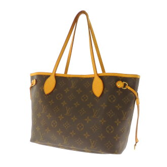 LOUIS VUITTON neverfull PM M40155 shoulder bag Monogram Canvas ladies fs3gm