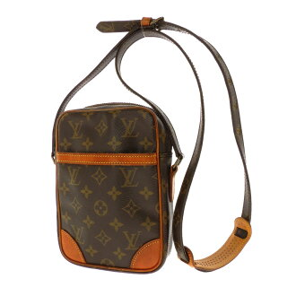 LOUIS VUITTON Danube M45266 shoulder bag Monogram Canvas ladies