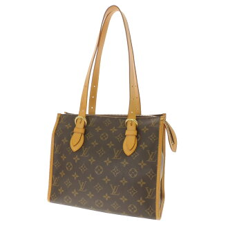 LOUIS VUITTON ポパンクール オ M40007 shoulder bag monogram canvas Lady's