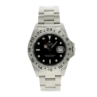 ROLEX Oyster Perpetual date Explorer 2 16570 stainless steel men's watch