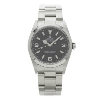 ROLEX Oyster Perpetual Explorer 14270 stainless steel men's watch