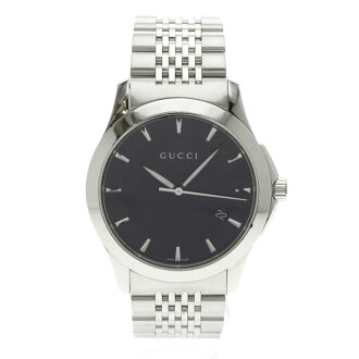 Watch GUCCI YA126.4 stainless steel mens fs3gm