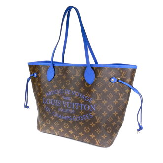 LOUIS VUITTON イカットフラワー neverfull MM M40938 tote bag Monogram Canvas ladies fs3gm