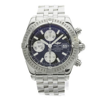 BREITLING クロノマットエボリューション A156B19PA watch stainless steel mens fs3gm