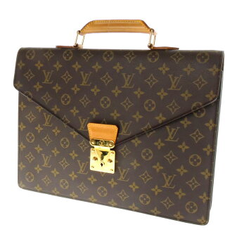 LOUIS VUITTON conseiller M53331 business bag monogram canvas men fs3gm