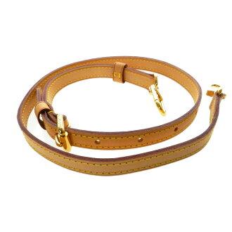 Authentic LOUIS VUITTON  Shoulder Strap J52314 Strap Nume leather
