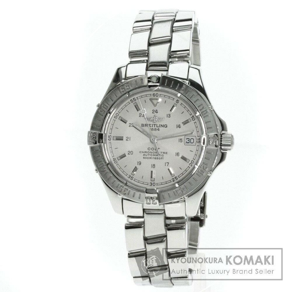 BREITLING【ブライトリング】A17350 コルト 腕時計 OH済 ステンレス メンズ 【中古】