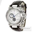 Guess【ゲス】X91000G1S GC ゲスコレクション 腕時計 ステンレス/革 メンズ 【中古】