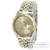 ROLEX【ロレックス】16263 デイトジャスト コンビ 腕時計 GP/ステンレススチール メンズ 【中古】