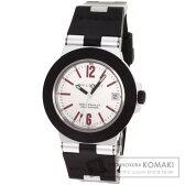 BVLGARI【ブルガリ】 AL38TAVDSAOP サンパウロ限定 腕時計 アルミニウム/ラバー メンズ 【中古】