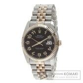 ROLEX【ロレックス】116231 デイトジャスト コンセットアラビア 腕時計 OH済 ステンレス/SSxK18PG メンズ 【中古】