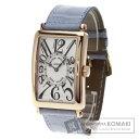 FRANCK MULLER【フランクミュラー】1000SC ロングアイランド 腕時計 K18ピンクゴールド/アリゲーター メンズ 【中古】