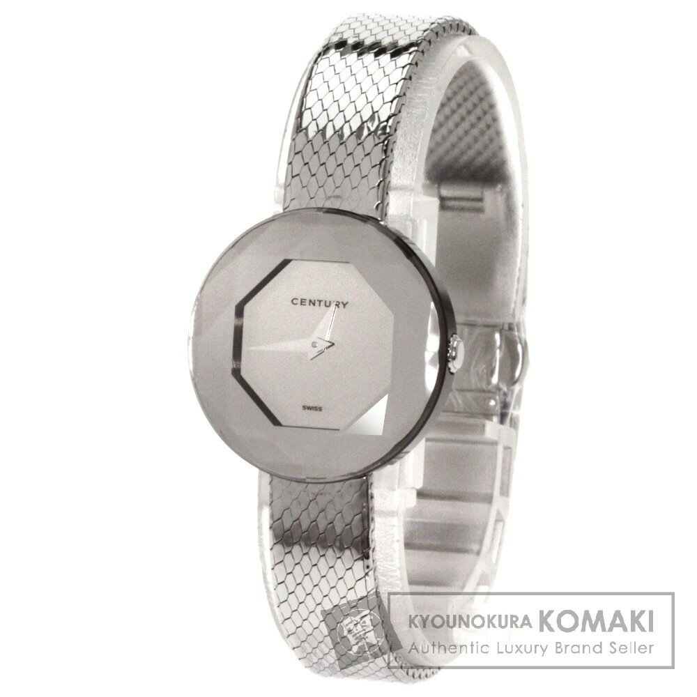 CENTURY832.7.S.20.12.SML クチュール 腕時計 ステンレス/SS レディース 【】【センチュリー】 店長イチオシ