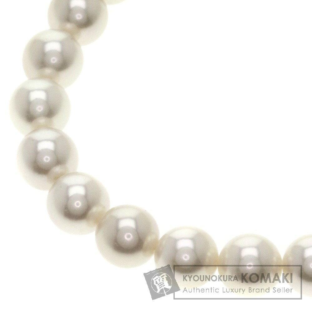 MIKIMOTO パール/真珠 ネックレス K18ホワイトゴールド レディース 【】【ミキモト】