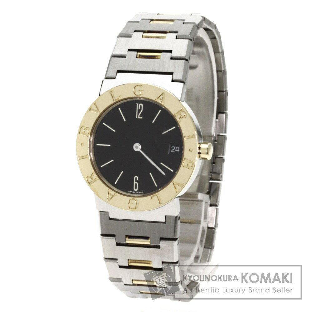 BVLGARIBB30SGD ブルガリブルガリ 腕時計 K18YG/SS ボーイズ 【】【ブルガリ】 店長イチオシ
