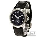 Blancpain A053B レマン ムーンフェイズ 腕時計 ステンレス/アリゲーター メンズ 【中古】【ブランパン】
