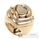 Chopard 827272-5109 ハート/ダイヤモンド/XTRAVAGANZA リング・指輪 K18ピンクゴールド レディース 【中古】【ショパール】