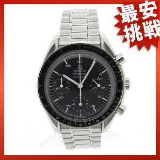 3510-50 OMEGA speed master watch SS men