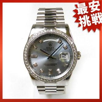 118346A ROLEX day-Date Watch