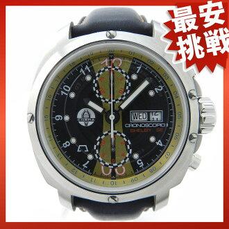 ANONIMO クロノスコーピオ SS / leather watch