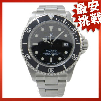 ROLEX MEN'SRef.16600 dweller SS watch for men