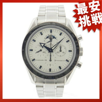 3575-20 OMEGA speed master watch SS/K18WG men