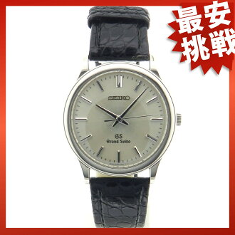 SEIKO Grand Seiko 8J55-0A10 watch SS / leather men's