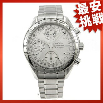 3523-30 OMEGA speed master triple calendar watch men