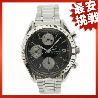 3511-50 OMEGA speed master date watch SS men