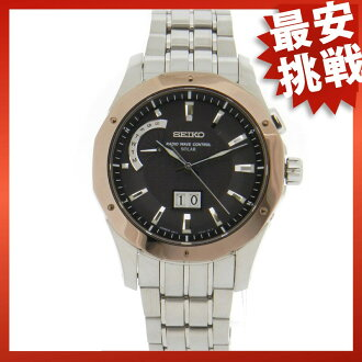 SEIKO Brights 8B43-OAAO watch titanium men