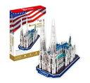 遊び&創意 3Dパズル(セントパトリック大聖堂)