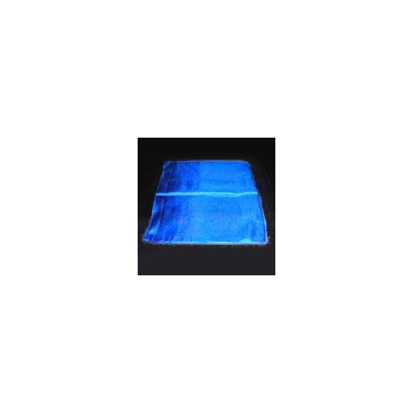 マジック 手品用品 22センチ角マジック用シルク(青)