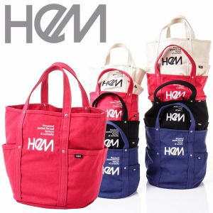 Cute HeM Hachette M ST-235-02 canvas tote to school commuter buys celebrity deals black white red Navy correspondence 10P27Jun14 featured popular