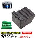 dyson 360 eye - ダイソン dyson 360 Eye 容量アップ 互換 バッテリー 6.4Ah 6400mAh SONY ソニー セル 互換品 1年保証