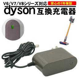 <strong>ダイソン</strong> dyson V6 互換 ACアダプター 充電器 充電ランプ V6 V7 V8 シリーズ DC58 DC59 DC61 DC62 DC74 PSEマーク取得 互換品 1年保証 ACアダプタ 純正品 と同じように使える 優れもの 壁掛けプラケット 対応 安い
