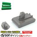 ダイソン dyson 互換 バッテリー DC31 / DC34 / DC35 / DC44 / DC45 22.2V 大容量 2.0Ah 2000mAh ネジ無しタイプ 高品質 長寿命 SONY ..