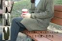 ミディアムカーディガン 着痩せ 保温 長袖 暖かい 通勤 ロング コート ゆったり
