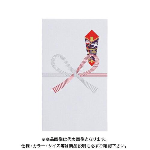 壽堂紙製品 祝袋 花結 上質紙特厚口 10枚袋入 06061(NO.61)