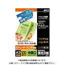 日本ノート(アピ カラーレーザープリンター用紙 中厚口A3 LPF12A3