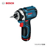 【在庫特価】ボッシュ BOSCH 10.8Vインパクトドライバー GDR10.8-LI 【電動工具を買うならKYSで!】