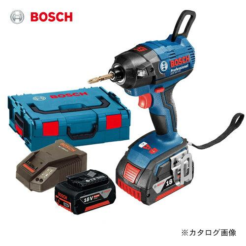 【スマホエントリーでポイント10倍】ボッシュ BOSCH GDR18V-EC6 18V 6.0Ah バッテリーインパクトドライバー