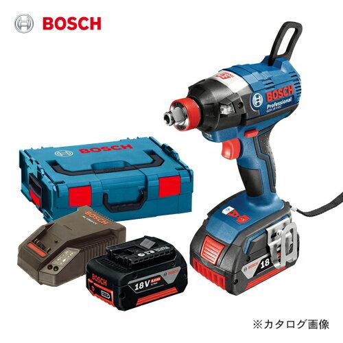 【スマホエントリーでポイント10倍】【お買い得】ボッシュ BOSCH GDX18V-EC6 18V 6.0Ah バッテリーインパクトドライバー