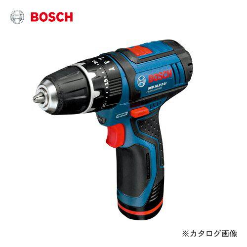 【お買い得】ボッシュ BOSCH GSB10.8-2-LI 10.8V 1.3Ah バッテリー振動ドライバードリル