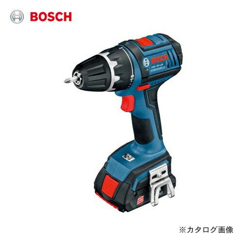 【スマホエントリーでポイント10倍】【お買い得】ボッシュ BOSCH GSR18V-LIN 18V 2.6Ah 1.3Ah バッテリードライバー