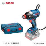 【訳あり】BOSCH(ボッシュ) 18V バッテリーインパクトドライバー 本体のみ GDX 18V-ECH