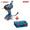 【訳あり特価品】ボッシュ BOSCH GDR18V-ECH 18V バッテリーインパクトドライバー 本体のみ+ケース付